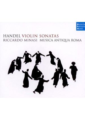 Handel: Violin Sonatas (Music CD)