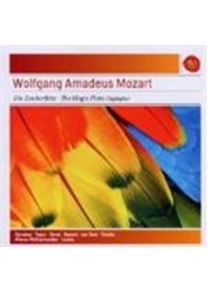 Wolfgang Amadeus Mozart: Die Zauberflote (Highlights) (Music CD)