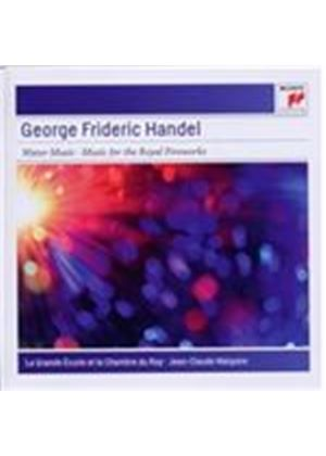 Handel: Water Music; Music for the Royal Fireworks (Music CD)