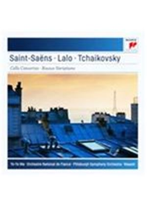 Saint-Sa�ns, Lalo: Cello Concertos; Tchaikovsky: Rococo Variations (Music CD)