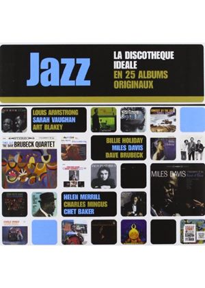 Various Artists - Jazz Box Set (25 Original Albums) (Music CD)