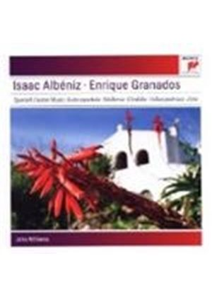 Isaac Albeniz, Enrique Granados: Spanish Guitar Music (Music CD)