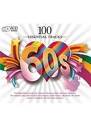 Various Artists - 100 Essential Tracks - 60s (Music CD)