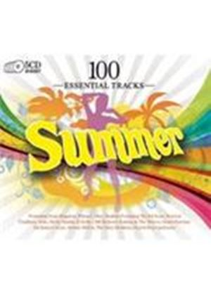 Various Artists - 100 Essential Tracks - Summer (Music CD)