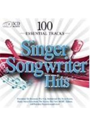 Various Artists - 100 Essential Tracks - Singer Songwriter (Music CD)