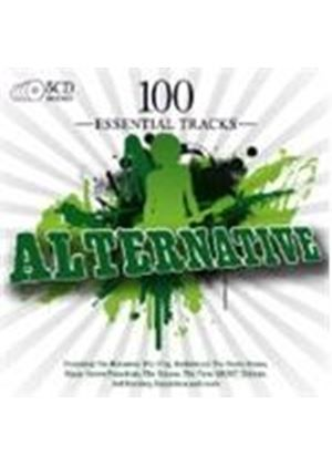 Various Artists - 100 Essential Tracks - Alternative (Music CD)