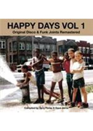 Various Artists - Happy Days Vol.1 (Music CD)