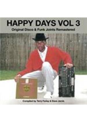 Various Artists - Happy Days Vol.3 (Music CD)