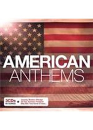 Various Artists - American Anthems (3 CD) (Music CD)