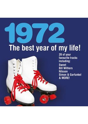 Various Artists - Best Year of My Life (1972) (Music CD)