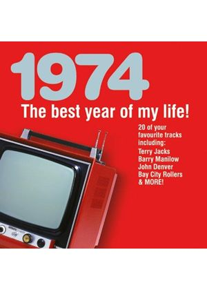 Various Artists - Best Year of My Life (1974) (Music CD)