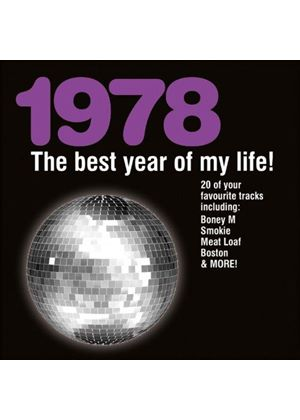 Various Artists - Best Year of My Life (1978) (Music CD)