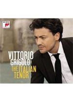 Vittorio Grigolo - (The) Italian Tenor (Music CD)
