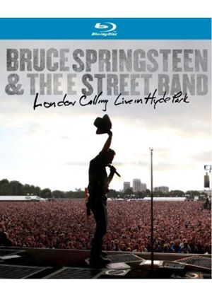 Bruce Springsteen & The E St's London Calling: Live in Hyde Park (Blu-ray)