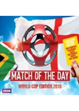 BBC - Match Of The Day- World Cup Edition (2 CD) (Music CD)