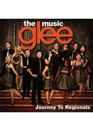 Glee Cast - Glee - Journey to Regionals: the Music (Music CD)