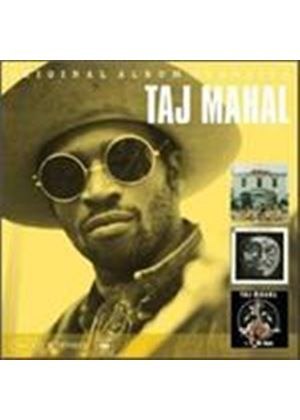 Taj Mahal - Original Album Classics (3 CD) (Music CD)