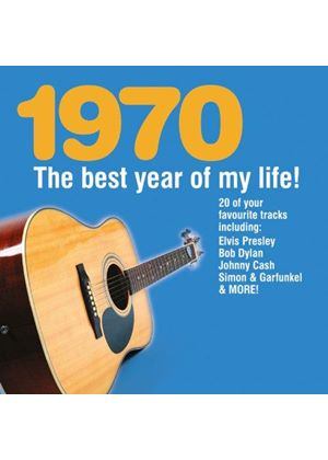Various Artists - Best Year of My Life (1970) (Music CD)