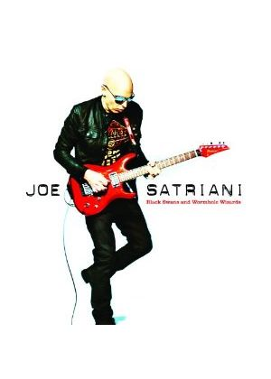 Joe Satriani - Black Swans And Wormhole Wizards (Music CD)