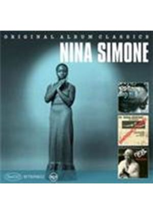 Nina Simone - Original Album Classics (Nina Simone Sings The Blues/Emergency Ward/Baltimore) (Music CD)