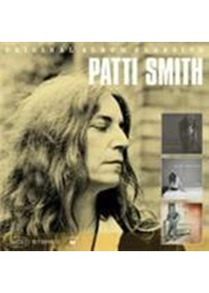 Patti Smith - Original Album Classics (Gone Again/Peace And Noise/Gung Ho) (Music CD)