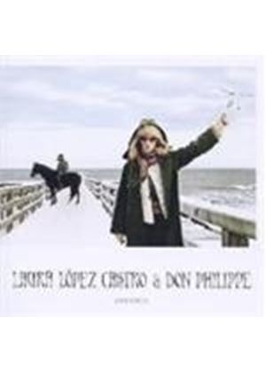 Laura Lopez Castro & Don Philip - Optavito (Music CD)