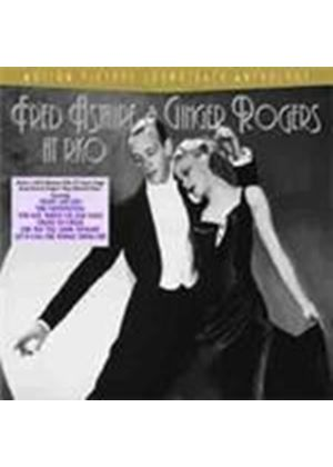 Various Artists - Fred Astaire And Ginger Rogers At RKO [Remastered] (Music CD)