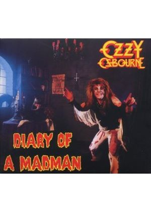 Ozzy Osbourne - Diary Of A Madman (Legacy Edition) (Music CD)