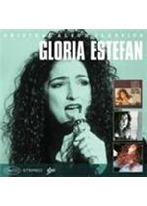 Gloria Estefan - Original Album Classics (Anything For You/Cuts Both Ways/Into The Light) (Music CD)