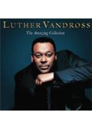 Luther Vandross - Amazing Collection, The (Music CD)
