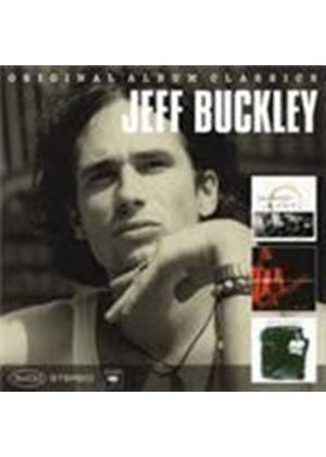 Jeff Buckley - Original Album Classics (Live at Sin-E/Mystery White Boy/Live at L'olympia) (Music CD)