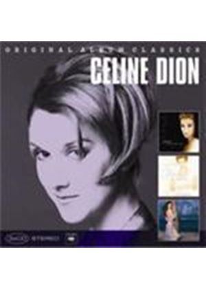 Celine Dion - Original Album Classics (Falling Into You/Let's Talk About Love/A New Day Has Come) (Music CD)