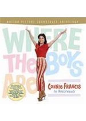 Connie Francis - Where The Boys Are (Connie Francis In Hollywood/Remastered) (Music CD)