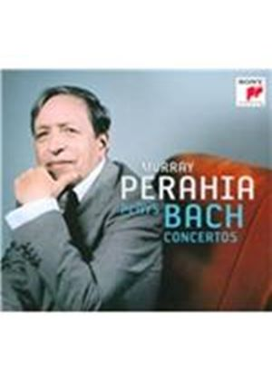 Murray Perahia plays Bach Concertos (Music CD)