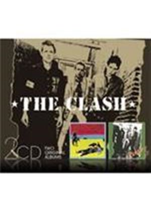 Clash (The) - Give 'Em Enough Rope/The Clash (Music CD)