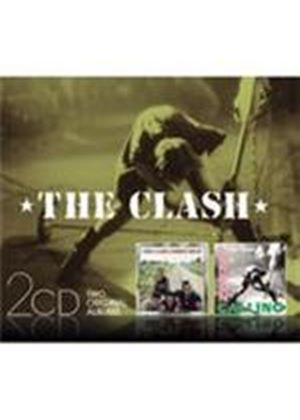 Clash (The) - London Calling/Combat Rock (Music CD)