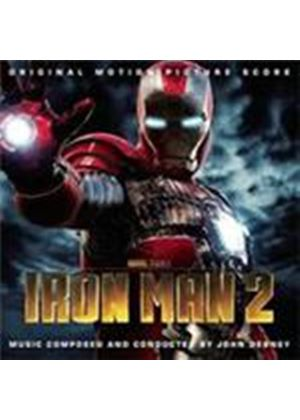Various Artists - Iron Man II (Score) (Music CD)