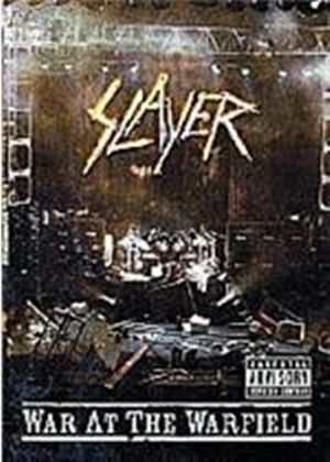 Slayer - War At The Warfields