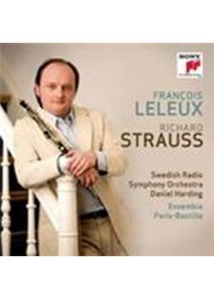Strauss, R: Oboe Concerto; Serenade (Music CD)