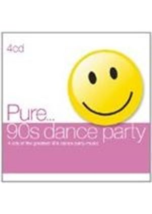 Various Artists - Pure... 90s Dance Party (Music CD)