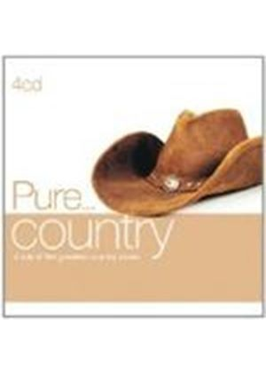 Various Artists - Pure... Country (Music CD)