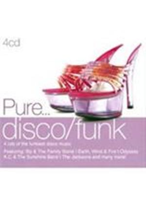 Various Artists - Pure... Disco/Funk [Digipak] (Music CD)