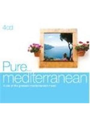 Various Artists - Pure... Mediterranean (Music CD)
