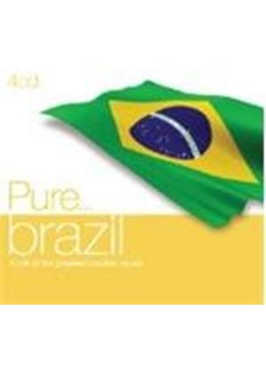Various Artists - Pure... Brazil (Music CD)
