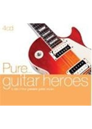 Various Artists - Pure... Guitar Heroes [Digipak] (Music CD)