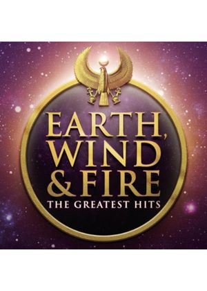 Wind & Fire Earth - Earth Wind & Fire: The Greatest Hits. (Music CD)