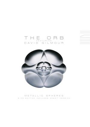 The Orb & David Gilmour - Metallic Spheres (Music CD)