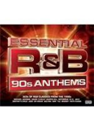 Various Artists - Essential R&B - 90s Anthems (Parental Advisory) [PA] (Music CD)