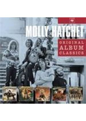 Molly Hatchet - Original Album Classics (Molly Hatchet/Flirtin' With Disaster/Beatin' The Odds/Take No Prisoners/No Guts... ) (Music CD)