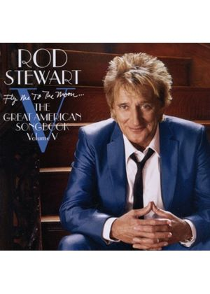 Rod Stewart - Fly Me To The Moon (The Great American Songbook Vol.5) (Music CD)
